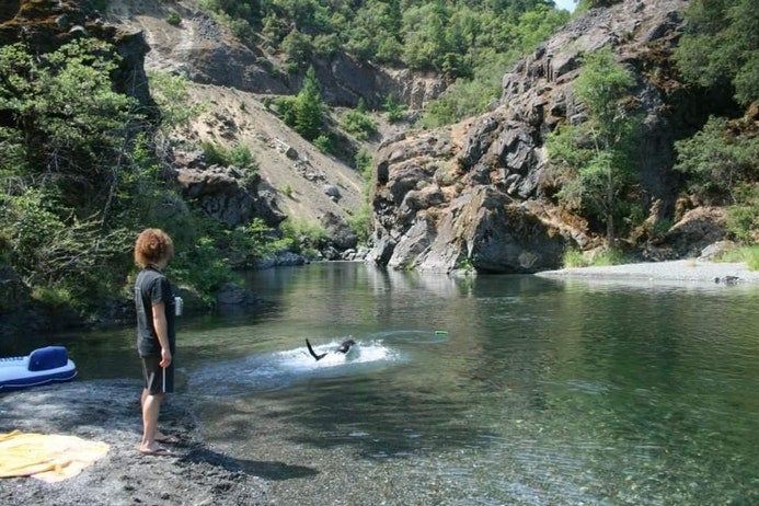 10 Stunning U S  Swimming Holes with Camping Nearby