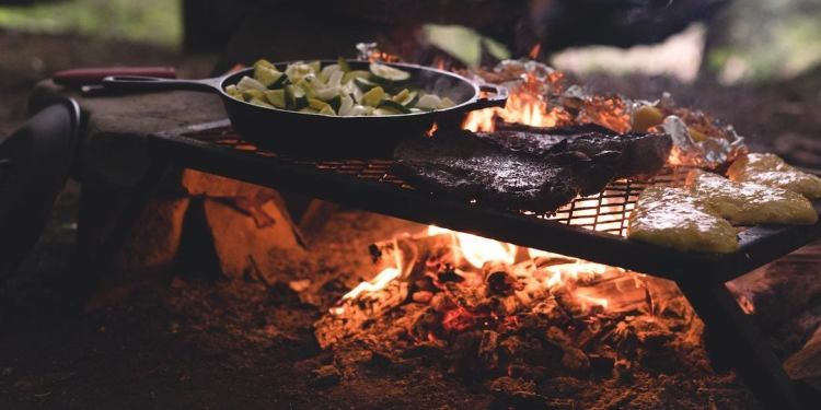aip diet meals on the campfire