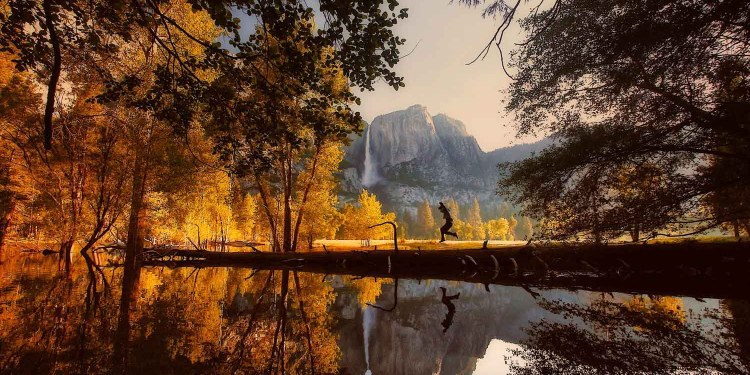 yosemite is one of the best national parks to visit in october