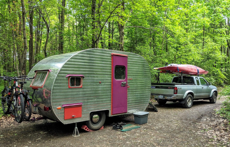 18 Camper Trailer Storage Hacks for Comfort and Peace of Mind
