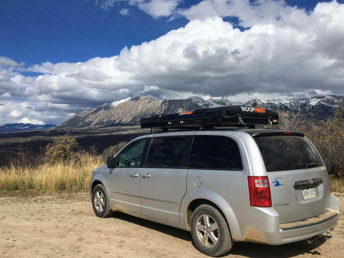 Testing Roofnest's Hard Shell Roof Top Tent With a Family of