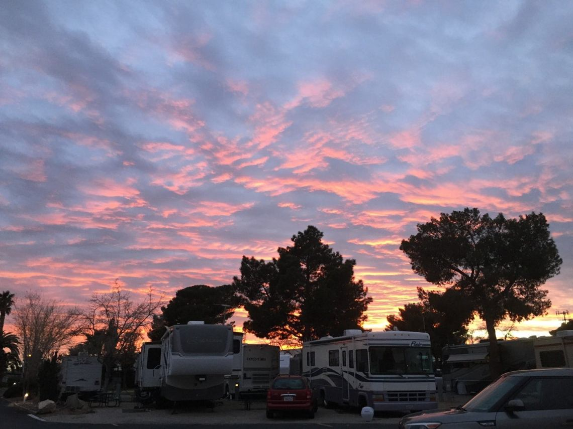 las vegas rv parks, thousand trails