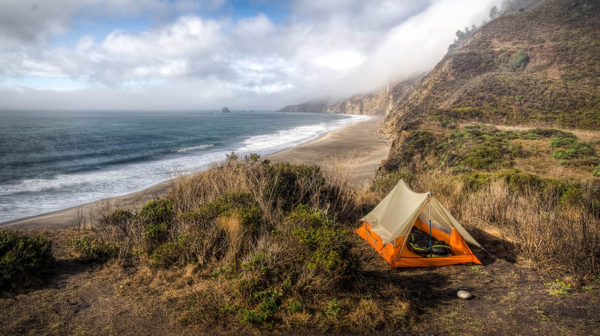 Yes, You Can Find Last-Minute Camping in Northern California
