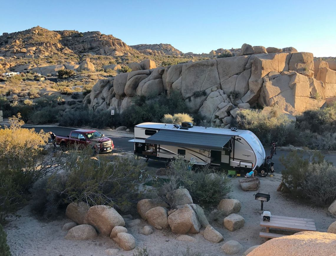 Best RV Campgrounds in California: Camper Favorites for 2019 Camping Jonathan Inson State Park on