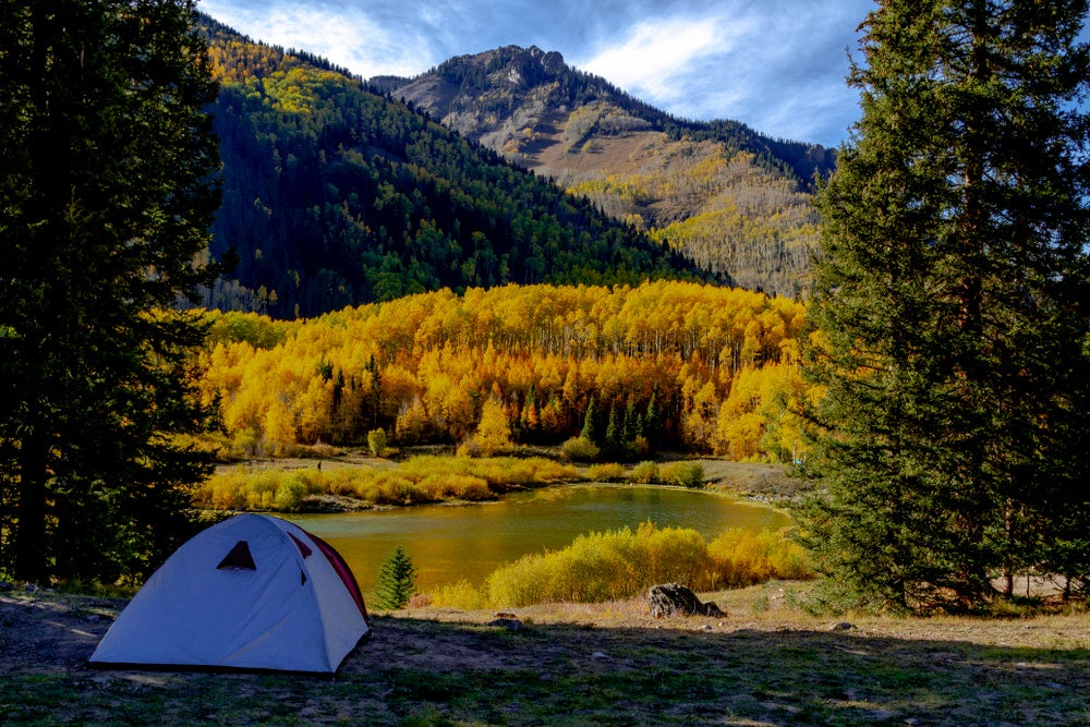 Ouray, Colorado offers Camping, Climbing and Mountain Town Charm