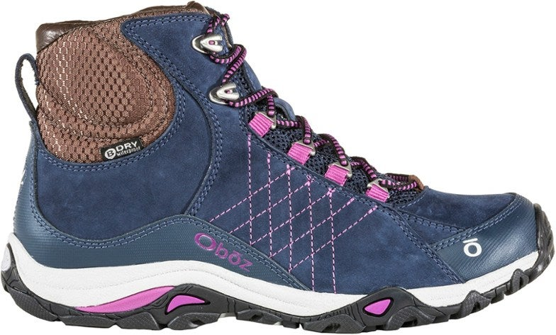 a Oboz Sapphire Mid BDry Hiking Boot