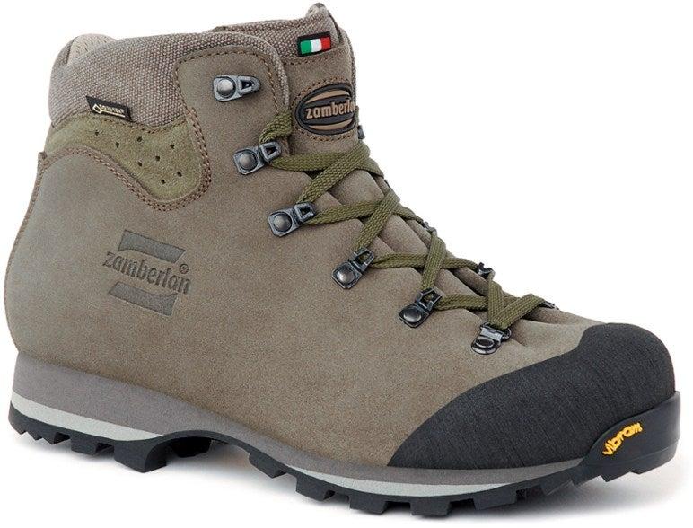 a Zamberlan 491 Trackmaster GTX RR Hiking Boot