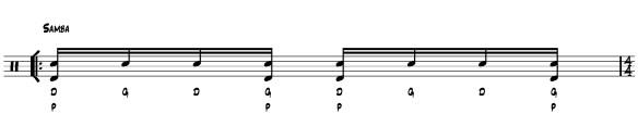 samba 5 complet