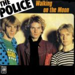 ThePoliceWalkingOnTheMoonFrench7InchSingleCover