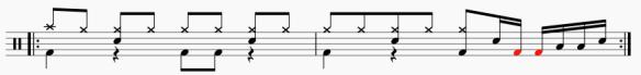Fill B + orchestration sur la grosse caisse
