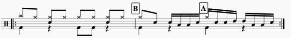 Fill combiné B+A