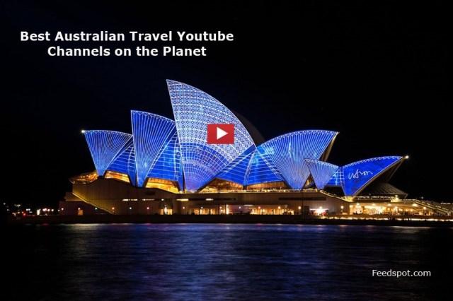 Australian Travel Youtube Channels