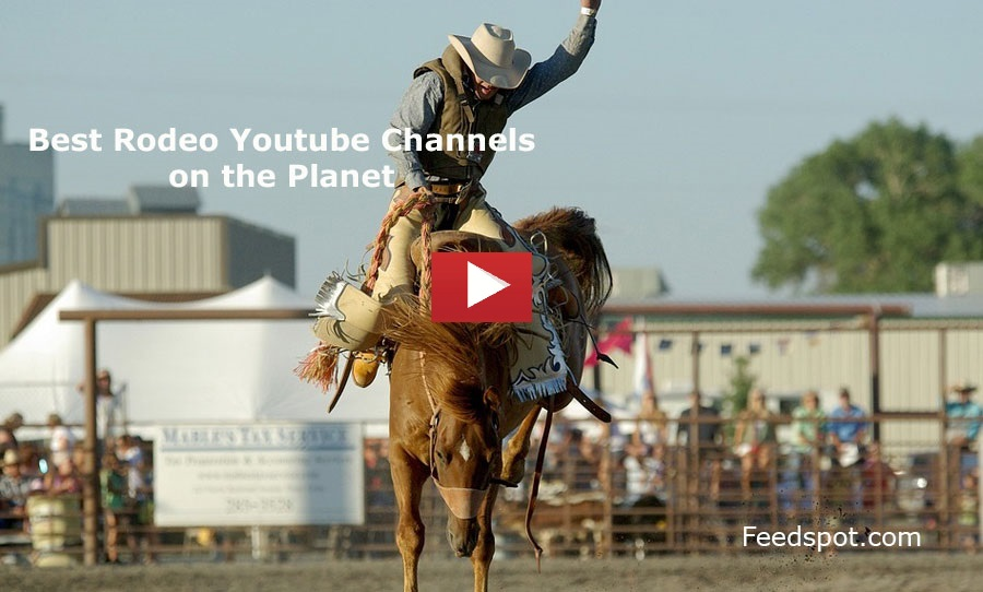Rodeo Youtube Channels