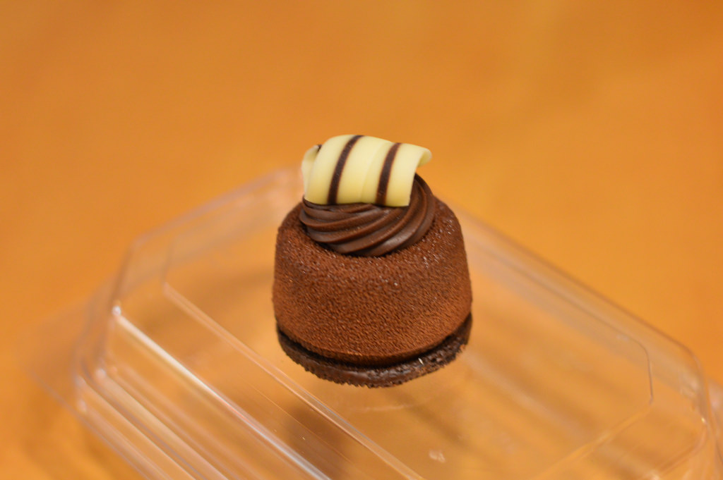 Packaged Chocolate Mousse