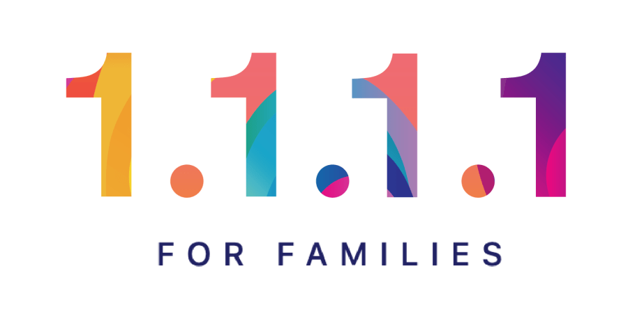Introducing 1.1.1.1 for Families