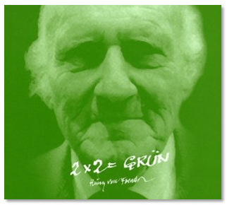 Audio CD 2 x 2 = GRÜN