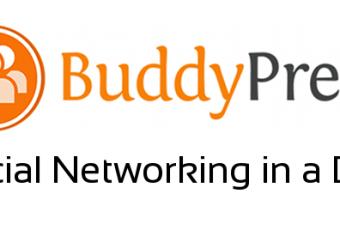 BuddyPress le réseau social de WordPress