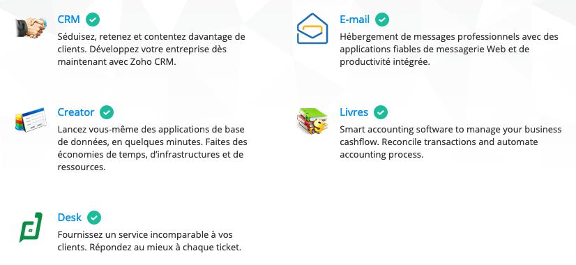applications-zoho