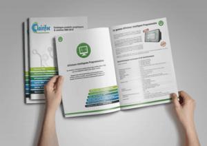 Catalogue Clairitec conception Rashel Réguigne pour StudioXine