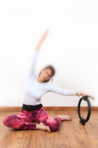 mon défi pilates yoga # jour 6