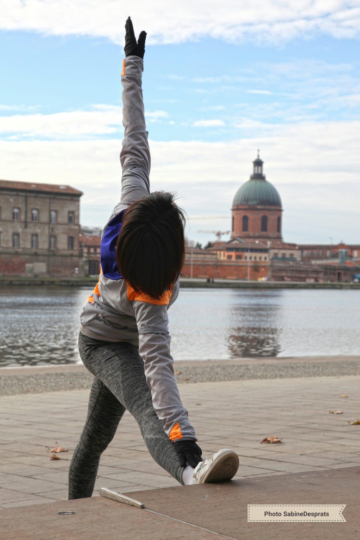J'ai testé pour vous le yoga urbain