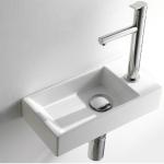 Sadan Indretter Du Det Lille Badevaerelse Pa Fa Kvadratmeterdesign4home Blog