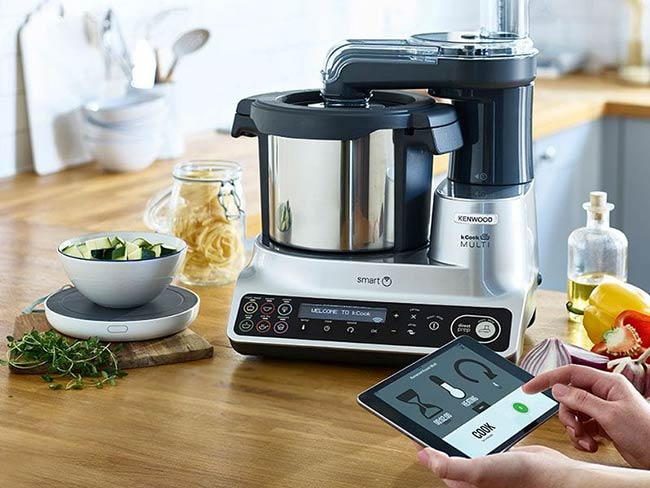 Robot Kenwood Kcook Multi Smart