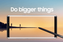 Save time and money unlocking your Samsung Galaxy Note8 online