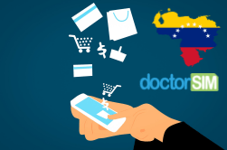 Top-up any phone from Venezuela for the lowest price with doctorSIM