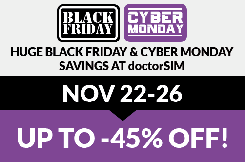 Unlock your phone with up to 45% off during Black Friday and Cyber Monday