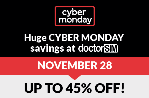 Don't miss our best Cyber Monday deals and discounts on November 28