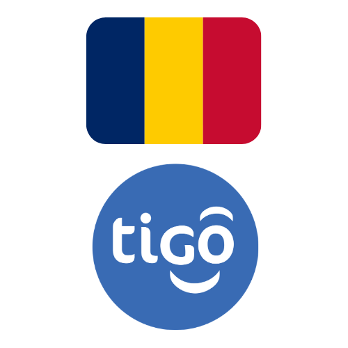 Top-up Tigo Chad