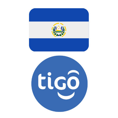 Top-up Tigo El Salvador