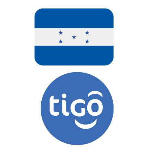 Top-up Tigo Honduras