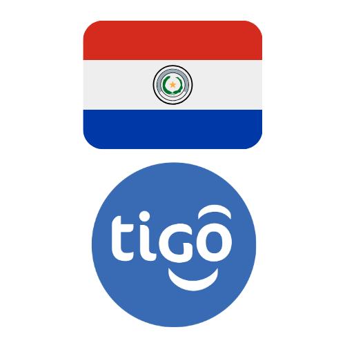 Top-up Tigo Paraguay