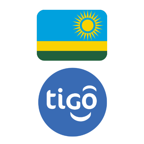 Top-up Tigo Ruanda