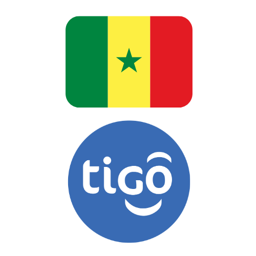 Top-up Tigo Senegal