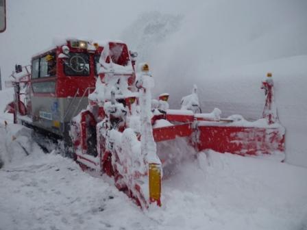 Snow Removal Train