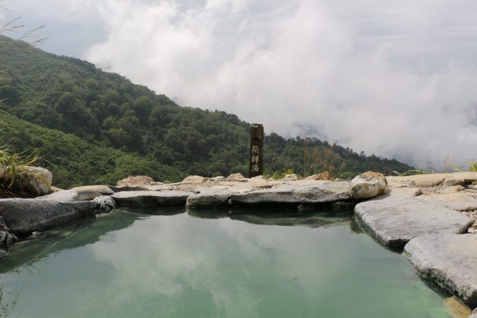 Renge Hot Springs - Yakushi-no-Yu 'Waters of the Healing Buddha'
