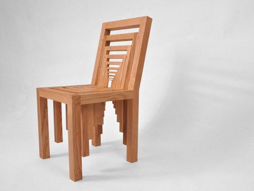 Inception Chair Chaise Poupes Russes Par Vivian Chiu