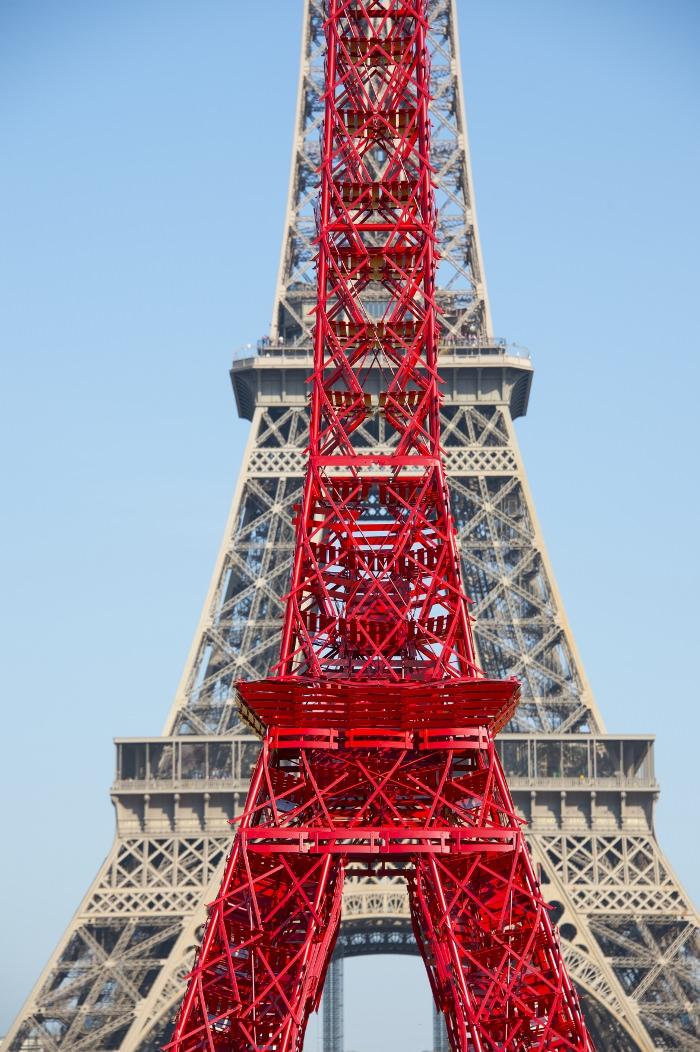 Une Seconde Tour Eiffel Par Fermob Blog Esprit Design