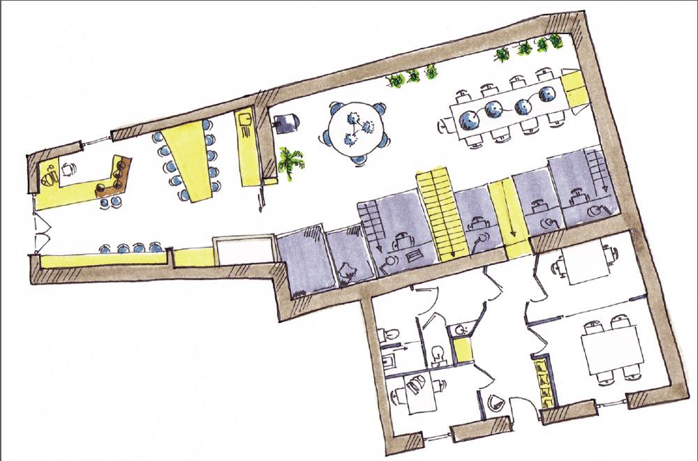 MIX Nouvel Espace De Coworking Lyon Blog Esprit Design