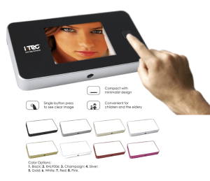 Mirilla electronica iViewer03