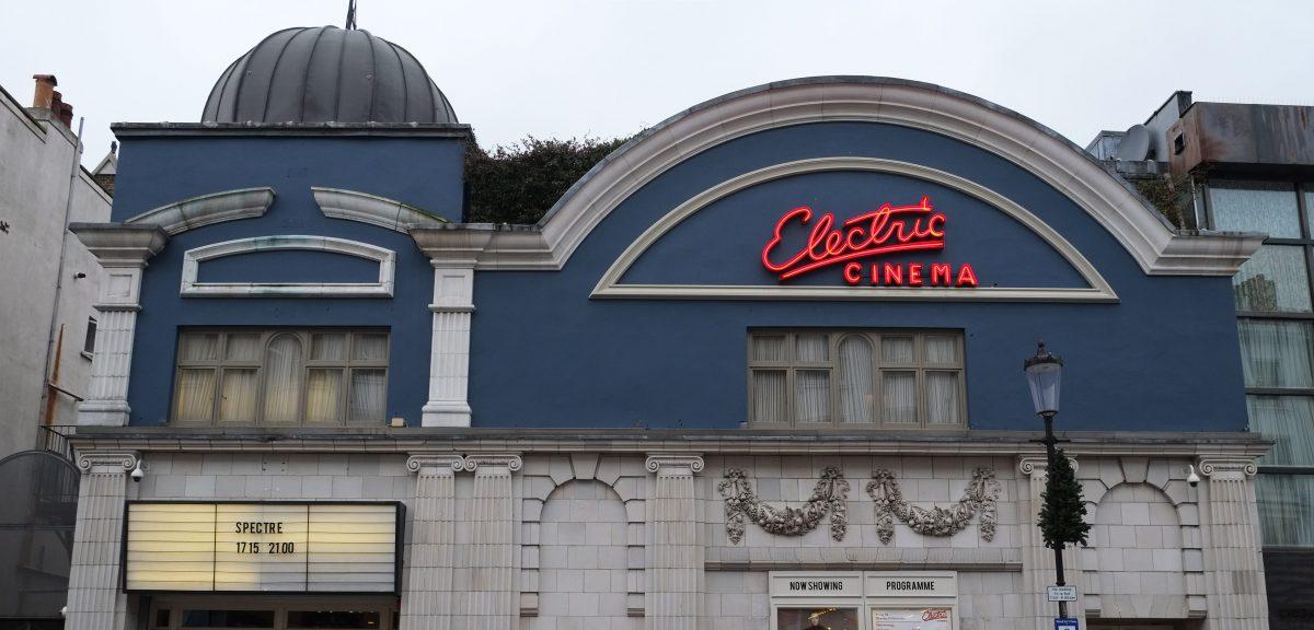 "Das ""Electric Cinema"" in London"