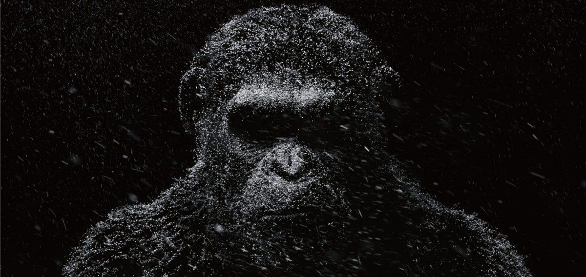 Andy Serkis als Ceasar in Planet der Affen: Survival