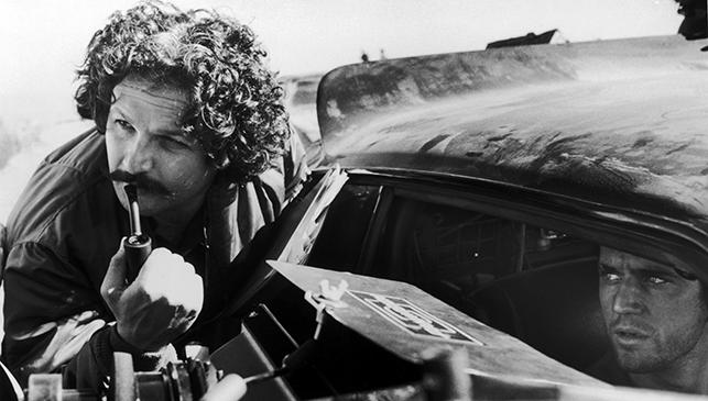Mad Max 2 George Miller, Mel Gibson