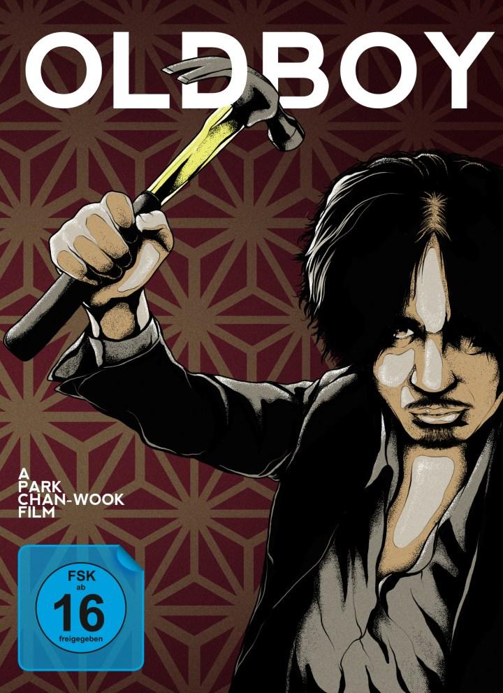 Oldboy Mediabook Blu-ray Capelight