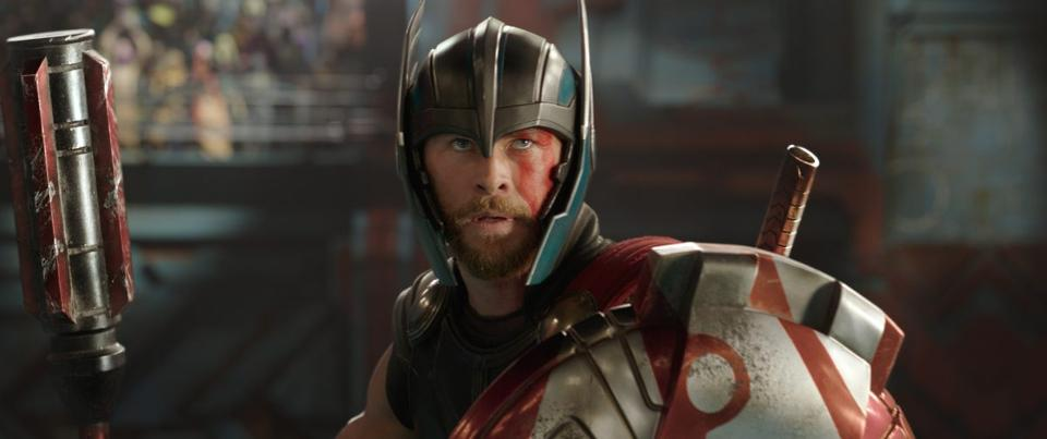 Thor Ragnarok Filmkritik Chris Hemsworth