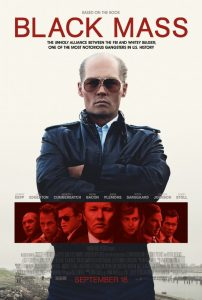 Black Mass Poster Johnny Depp Filmkritik
