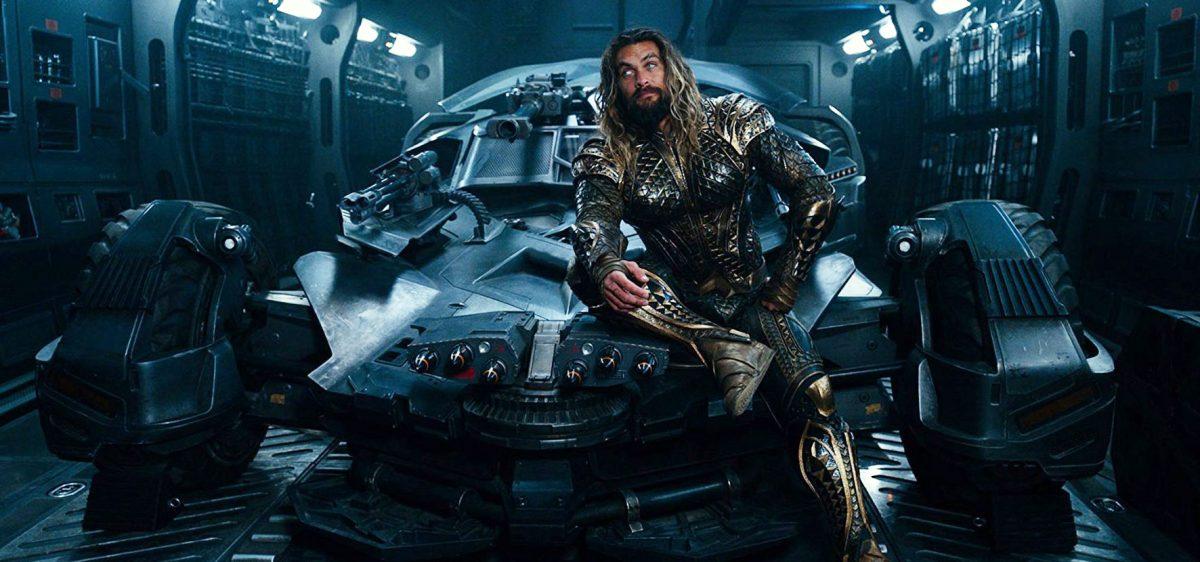Justice League Filmkritik Aquaman Jason Momoa